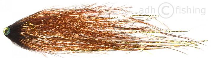 Bauer Pike Tube Hechttubenfliege Sheep Head Burbot 500