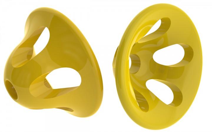 sunburst yellow