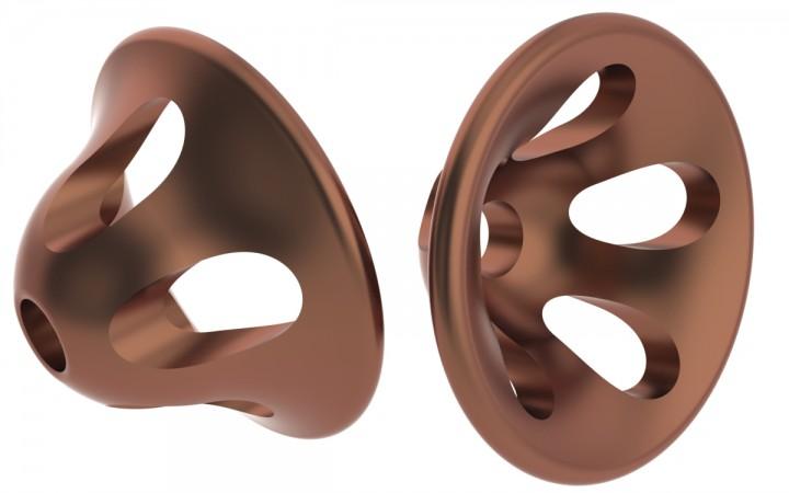 copper metalic