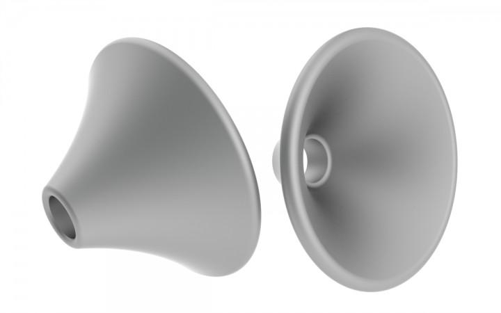 silver metalic