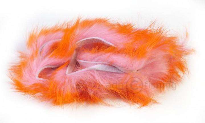 salmon pink orange