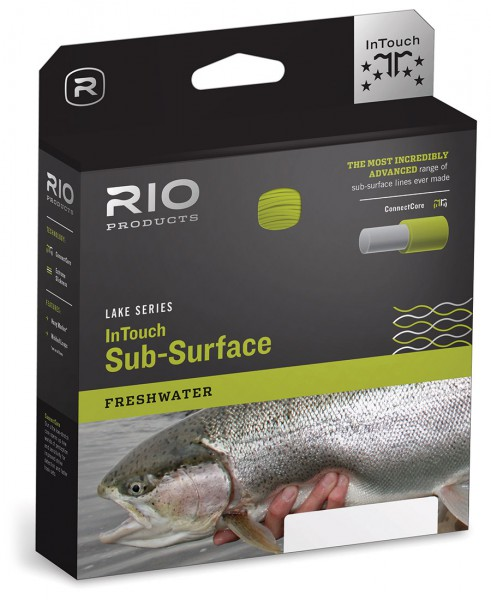 Rio Sub-Surface Hover InTouch Fliegenschnur