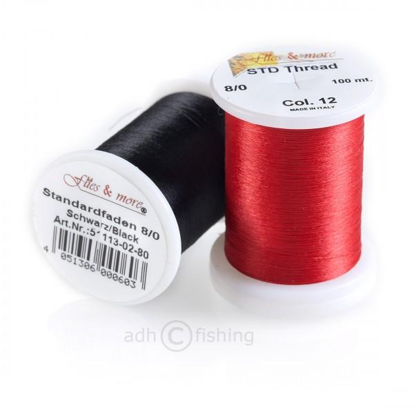 Bindegarn Standard Thread 8/0