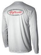 Scott LS Silver Performance Shirt Langarmhemd