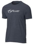 Scott Logo T-Shirt navy