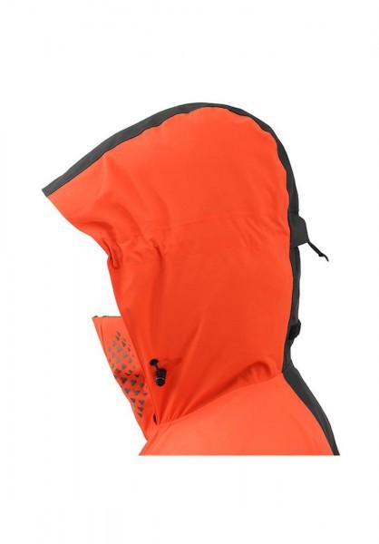 fury orange (Kapuze)