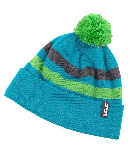 Simms Women's Fleece Lined Pom Hat