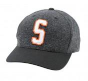 Simms Wool Varsity Cap Coal