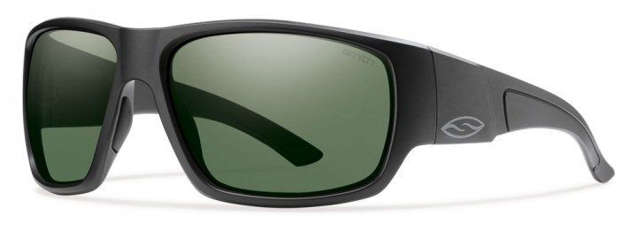Matte Black / Polar Gray Green