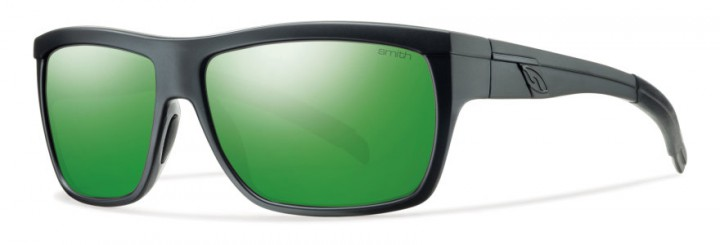 Matte Black / Polar Green Sol-X