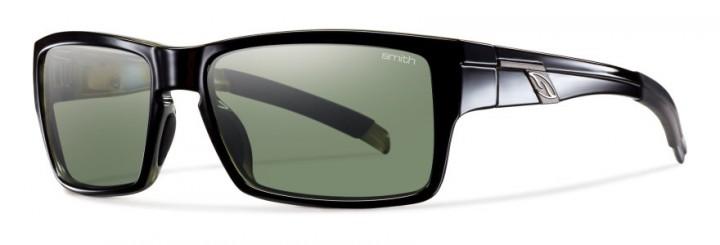 Matte Black / Polar Gray Green