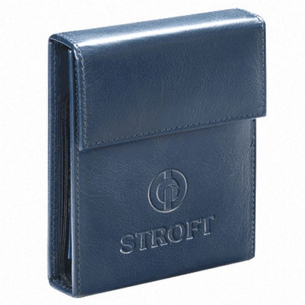 Stroft Vorfach-Etui Vorfachtasche aus echtem Leder