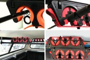 Rodmounts Rod Loft Pro / Autorutenhalter