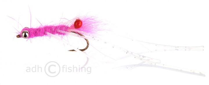 Meerforellenfliege Palaereje Pink