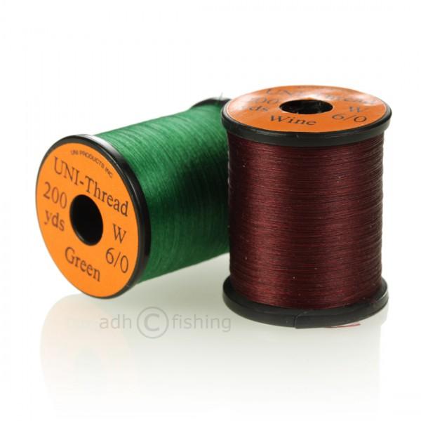 Uni Thread 6/0 Bindegarn 200 yds