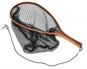 Vision Watkescher Trout net wood