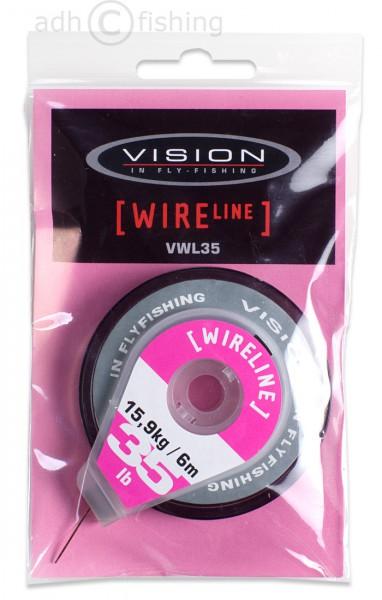 Vision Wire Line Stahlvorfach