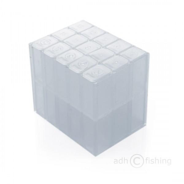 Leerer Dubbing Dispenser Wapsi Cube 30