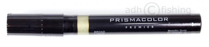 Prisma Marker gold