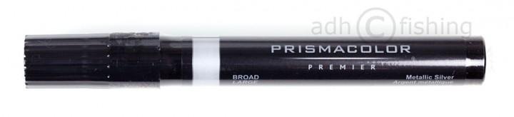 Prisma Marker silber
