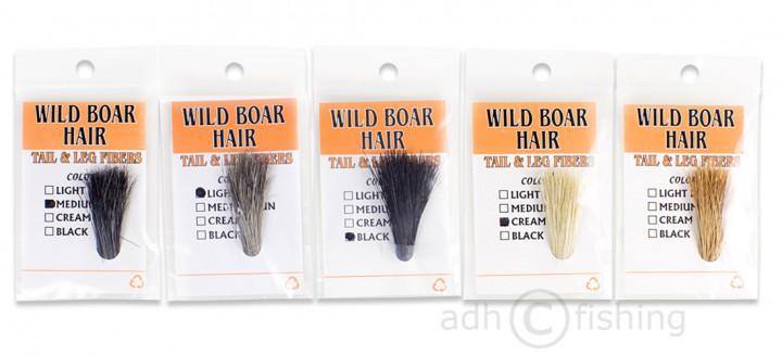 Wapsi Wild Boar Hair Wildschweinhaar