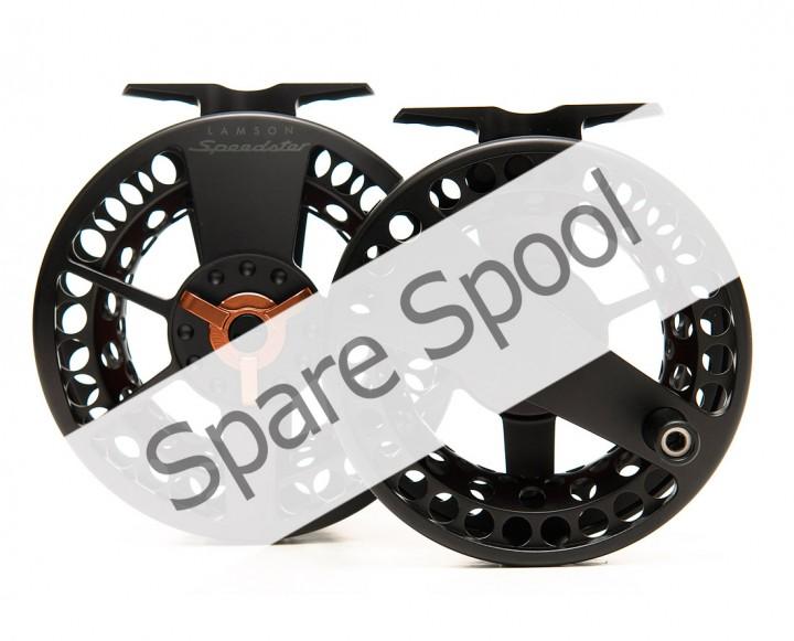 Waterworks-Lamson Speedster Ersatzspule - limitiertes Sondermodell in schwarz