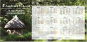 Aardvark McLeod Mondphasenkalender 2016 / 2017