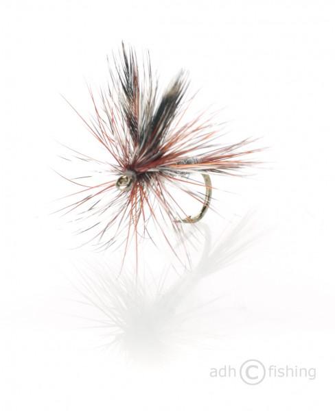 Fulling Mill Trockenfliege - Adams
