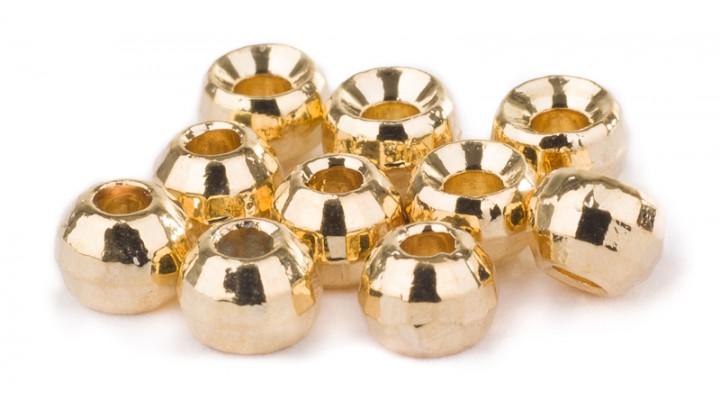 Facetten-Tungsten Perlen / Bead Heads