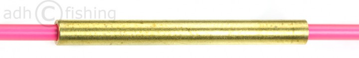 Beispiel auf einer 2 mm Tube