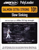 Airflo Salmon Polyleader Extra Strong 10 ft
