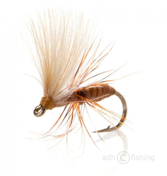 Fulling Mill Trockenfliege - AK CDC Ant Tan