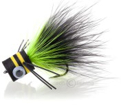 Popper Bass Banger black/green