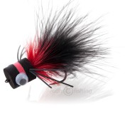 Popper Bass Banger black/red
