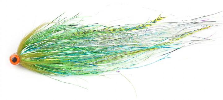 Bauer Pike Tube Hechttubenfliege UV Herring 517