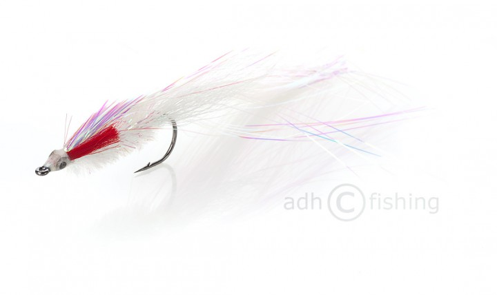 Fulling Mill Hechtstreamer - BC Pearly Pike