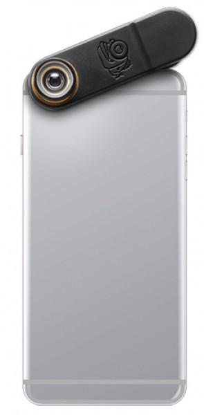 Black Eye Macro 20X Lens Makro-Objektiv für Smartphones