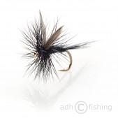 Fulling Mill Trockenfliege - Black Gnat