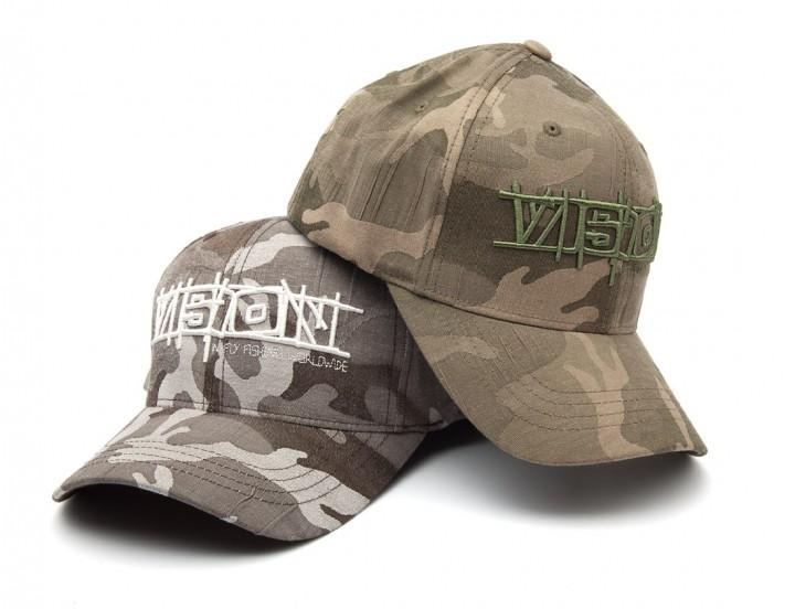 Vision Flexfit Camo Cap Schirmmütze