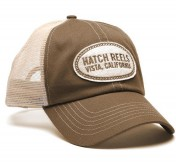 Hatch Vista Trucker Cap oliv