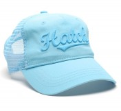 Hatch Women's Trucker Seafoam Blue Cap