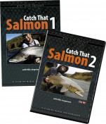 2 DVD's im Set: Catch that Salmon Vol.I + Vol.II