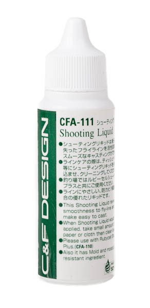 C&F Design CFA-111 Shooting Liquid Schnurpflegemittel