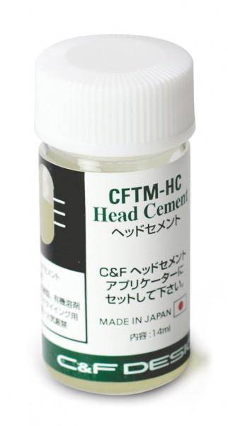 C&F Design CFTM-HC Head Cement Bindelack