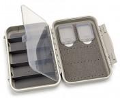 C&F Design CF-2405H wasserdichte Tubenfliegenbox M-size 5 Fächer