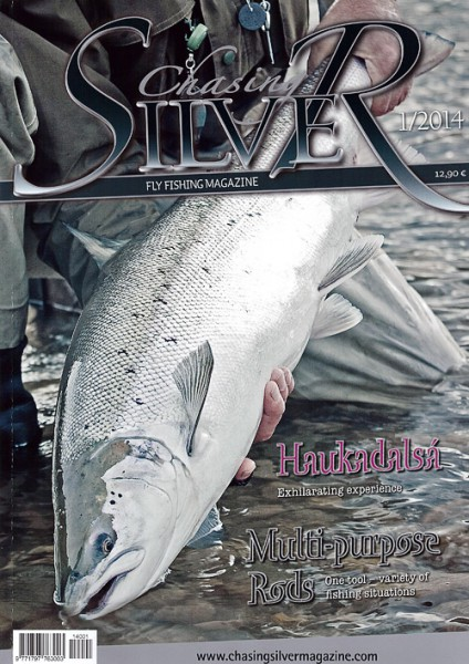 Chasing Silver Magazine 1/14