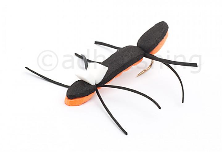 Fulling Mill - Chernobyl Ant schwarz/orange