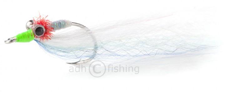 H2O Streamer - Clouser Minnow blue