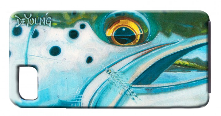 sea trout face