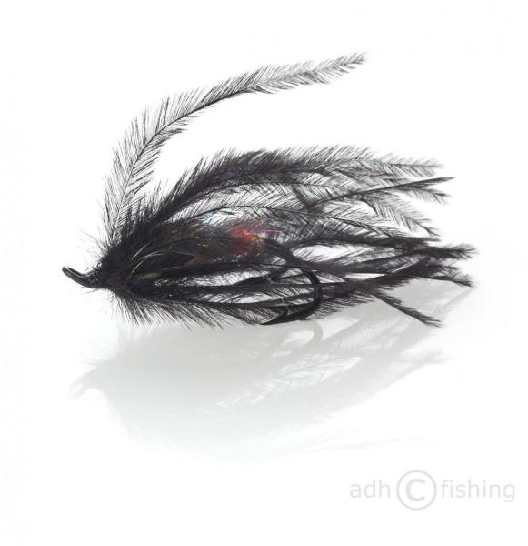 Frödin Flies Lachsfliege - Salar Ostrich Spey